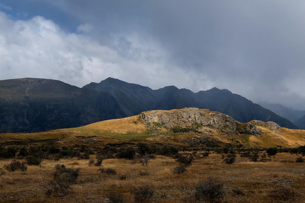 Mt.Sunday (Edoras)