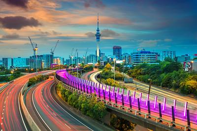 Auckland.