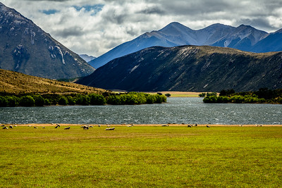 Arthur's Pass, Lake Pearson
