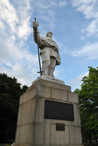 Robert Falcon Scott--British antarctic explorer hero