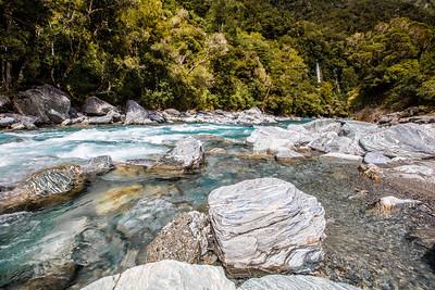 Blue Pool Gorge