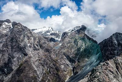 Alpine Lake Milford Sound