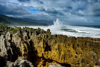 Punakaki - Pancake Rocks
