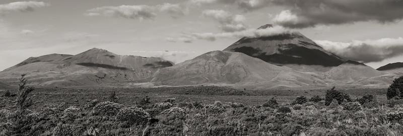 Mt. Ngauruhoe (Mt. Doom - LOTR), Tongariro National Park