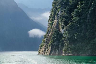 on Milford Sound