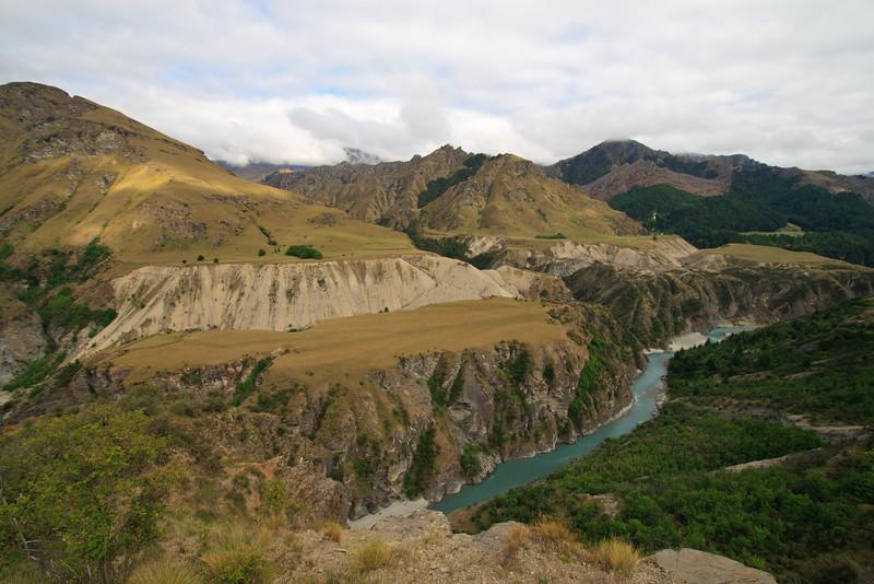 Hydro Mining Site