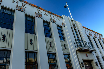 Napier, Art Deco District