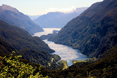Doubtful Sound- New Zealand