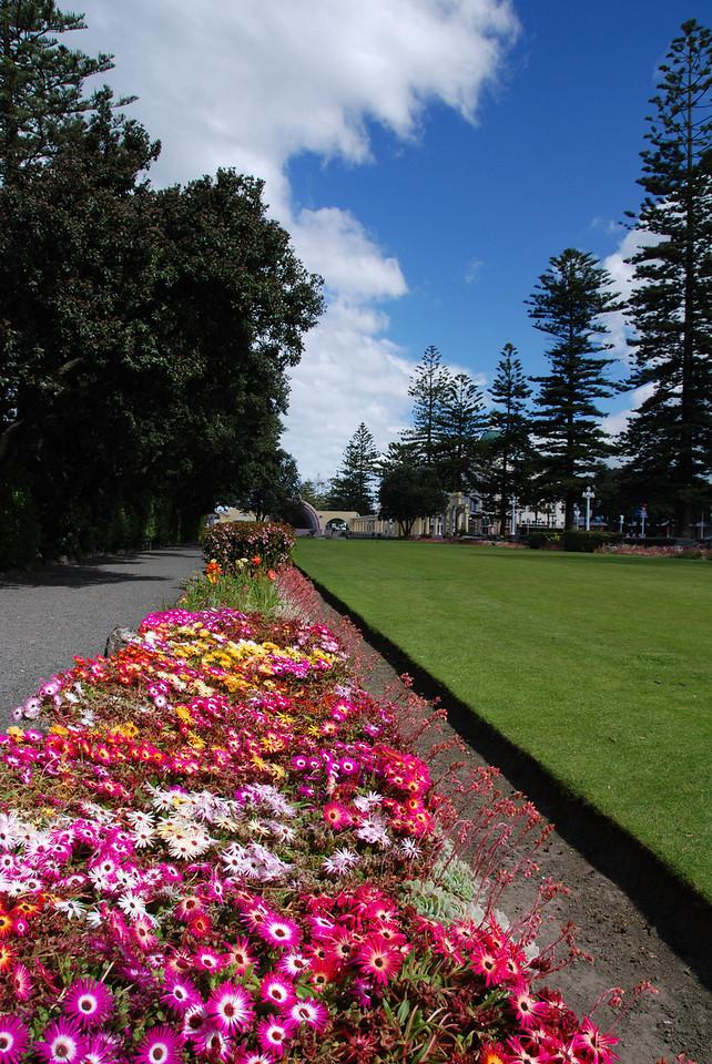 Marine Parade Gardens,  Napier