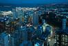 Twilight in Auckland