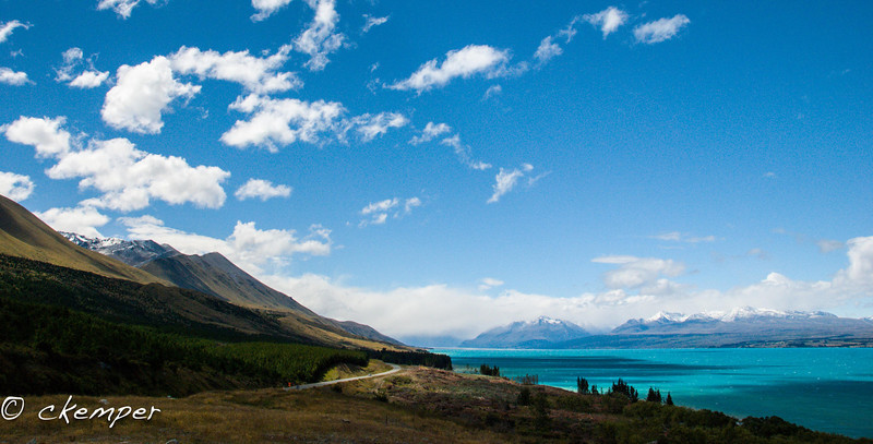 Lake Pukakai, South Island