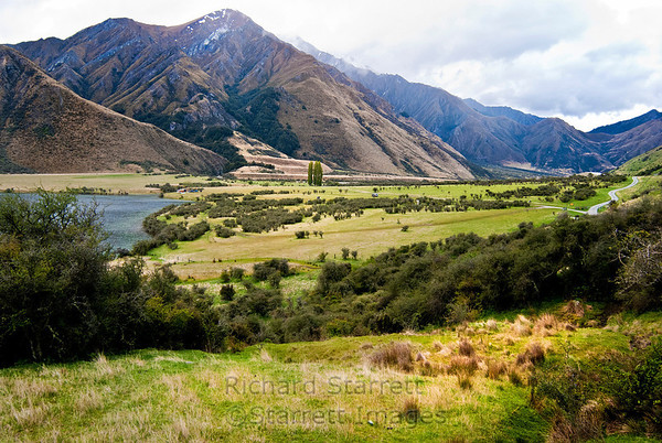 Near Queenstown