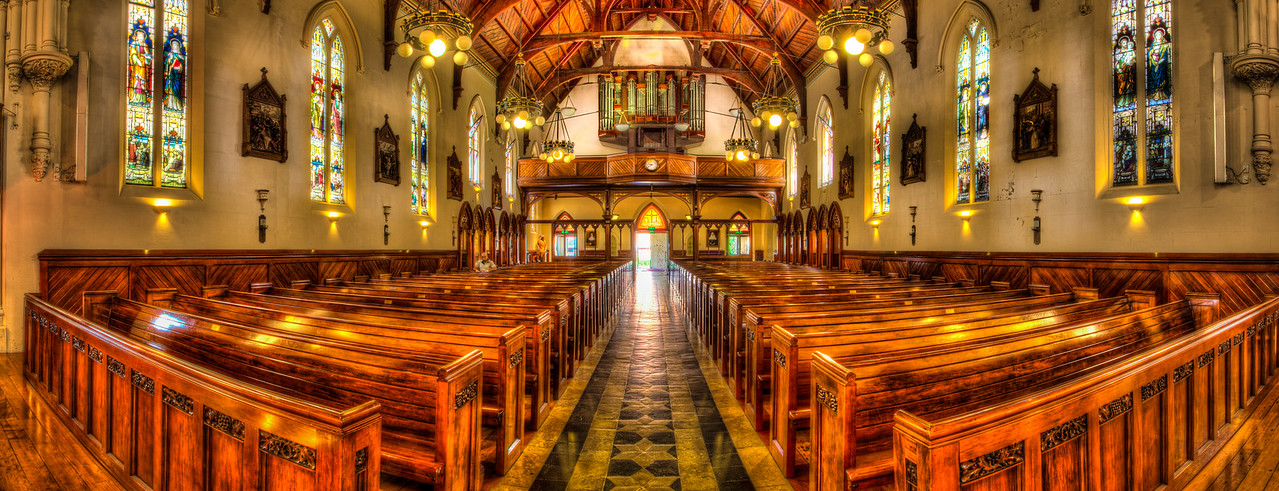 St Patrick's Cathedral, Auckland New Zealand