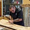 Rotorua Te Puia Wood Carver