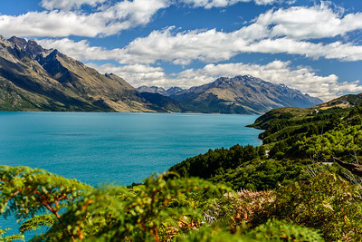 Along Lake Wakatipu, Queenstown, NZ