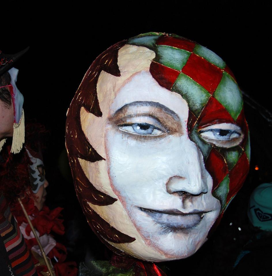'Mardi Gras'. Winterfest 2007 Queenstown