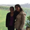 Ransom Wines, Vineyard on a cold rainy day