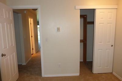 3rd Bedroom or Den (closet on right)