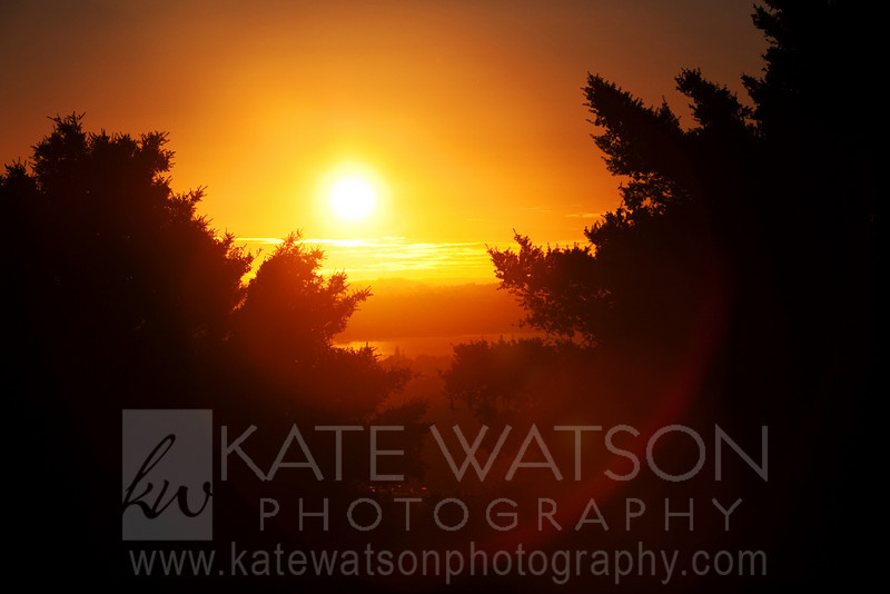 Auckland Sunset 2