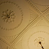 Impressive detail on the ceiling in the MA State House