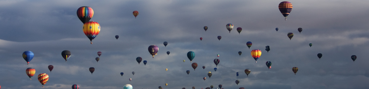 balloon panorama