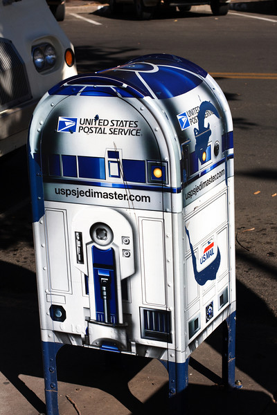 mail delivery, santa-fe style