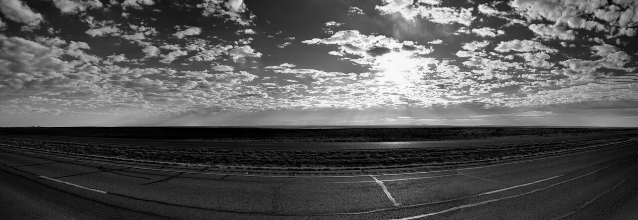 lonely road between carlsbad and albuquerque