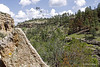 Cliff Dwellings Landscape rock foreground12x8 signed_MG_0715