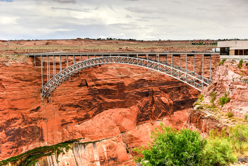 Glen Canyon Dam Bridge