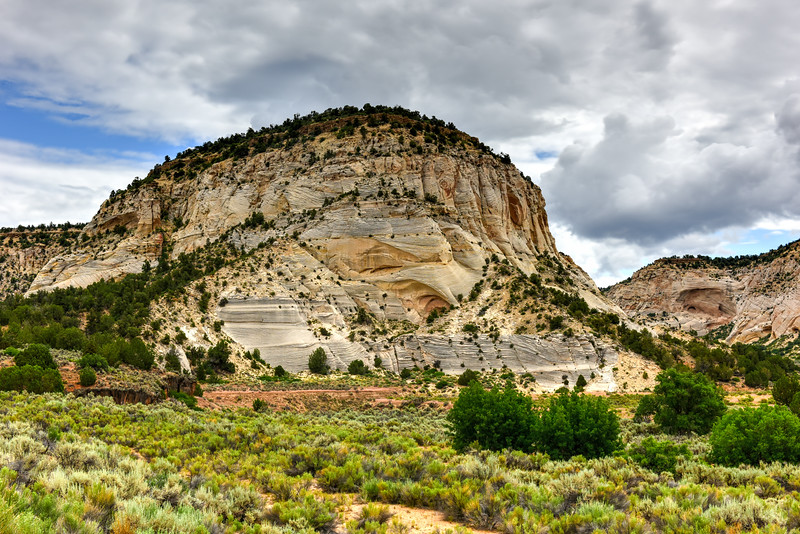 Johnson Canyon Road - Utah