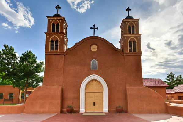 San Miguel de Socorro Mission - New Mexico