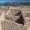 800-year-old pueblo ruins at 7,300+ feet on top of el Morro mesa in the Zuni Plains.