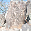 Petroglyphs at least 1000 years old.