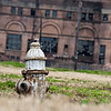 "<span id=""title"">Fire Hydrant</span> <em>New Orleans</em> In front of the abandoned power plant. In real life, the power plant is level and the hydrant is leaning."