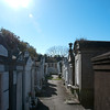 "<span id=""title"">Rows of Tombs</span> <em>Lafayette Cemetery No. 1</em> Typically, there's one tomb per family, with 2 or 3 coffins stacked on top of each other."