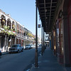 "<span id=""title"">Royal Street</span> <em>French Quarter</em> This is the view down a typical street in the French Quarter. Every building has a balcony, huge glass windowed storefronts and the streets are quite narrow."