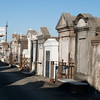 "<span id=""title"">PowerBall</span> <em>St. Louis Cemetery No. 2</em> Of course the  billboard is supposed to be seen by drivers on I-10, but it's still kind of funny. These folks were probably well-off to have tombs like these, but they're all dead now."