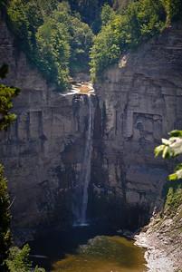 Taughannock Falls, Lake Cayuga, NY