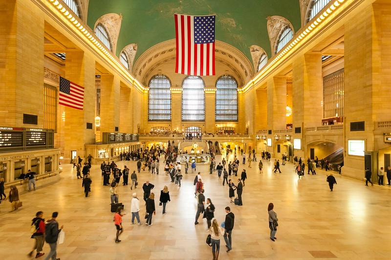 Grand Central Terminal, Manhattan, New York, USA, 2009