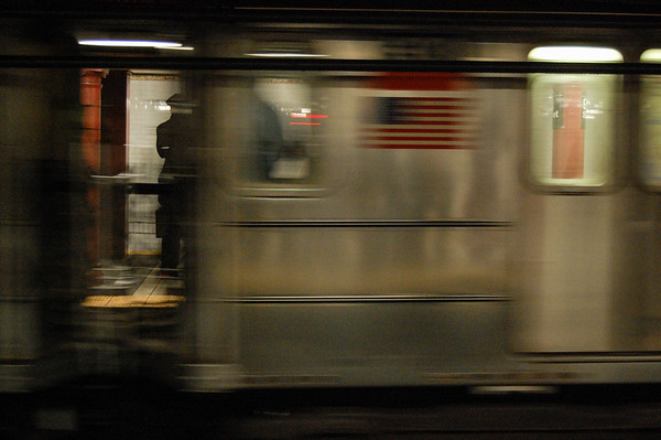 Subway station (blur)