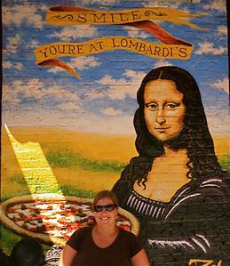 Lombardi's @ Little Italy. Manhattan, New York, USA.