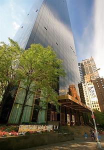 Trump World Tower, Midtown, Manhattan. New York, USA.