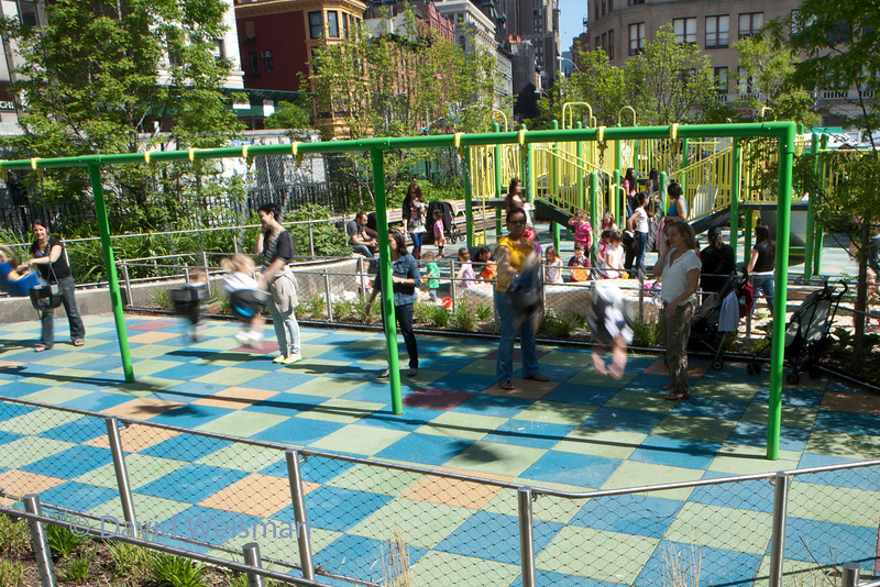 Playground at Union Square
