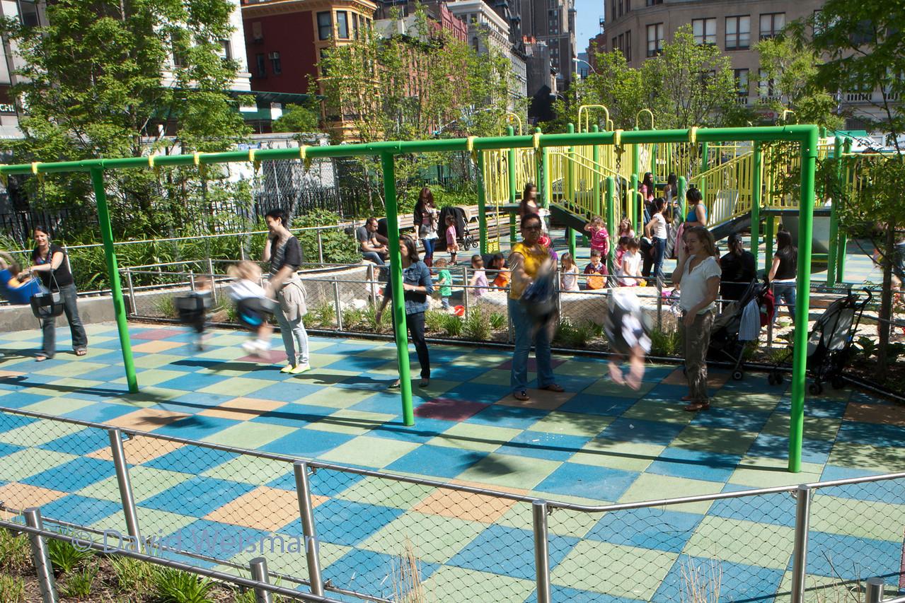 Playground at Union Square