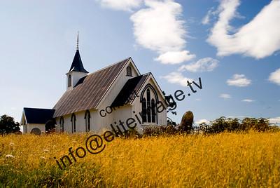 Oromahoe Church, Bay of Islands