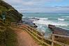 Murawai Beach, west coast of the North Island, New Zealand, December 2010. [Murawai 2010-12 001_TM NI-NZ]