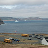 Cape Spear Parking Lot View