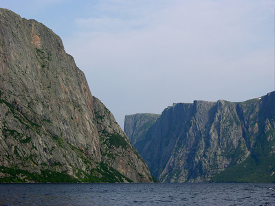Gros Morne - Western Brook Pond  Newfoundland