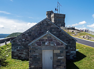 Imperial Powder Magazine on Signal Hill