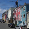 St. John's Newfoundland, Houses and Buildings